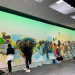 Opening Wall of Connection – Helen Parkhurst Almere